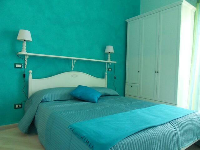 Vacanza con camere vista mare - Margherita di Savoia - Bed & Breakfast