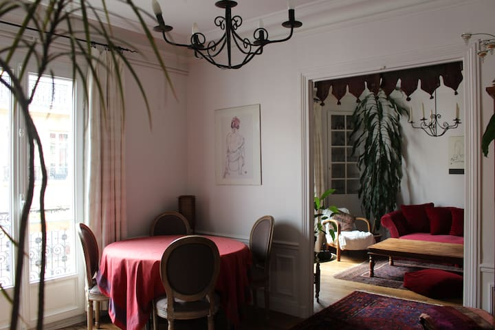 Charming quiet flat Paris near park - Saint-Mandé
