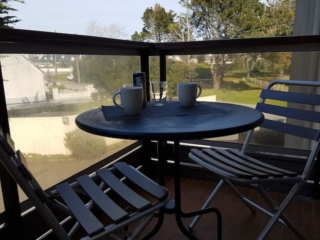 studio résidence calme proche bord mer et Thalasso - Quiberon - Apartment