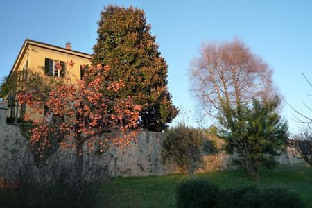 Villa Vicini - Capiago Intimiano