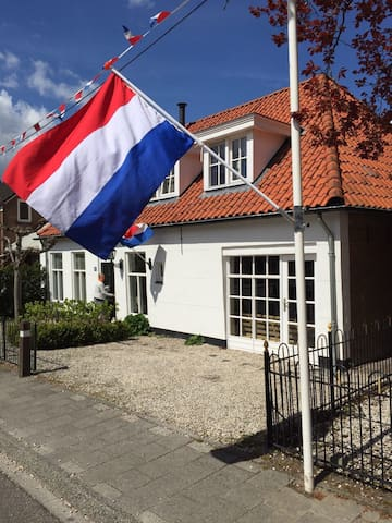 Lovely house, centre Holland,6 beds Last minute! - Driebruggen - Rumah
