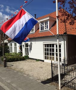 Lovely house, centre Holland,6 beds - Driebruggen - Rumah