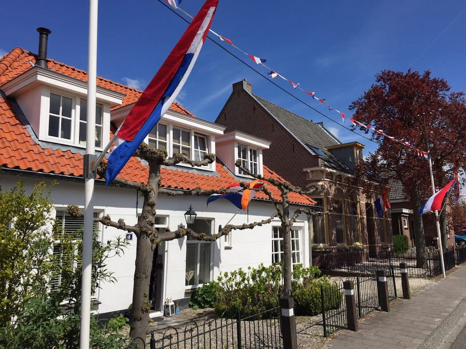 Lovely house centre holland 6 beds central case in for Affitto bici amsterdam