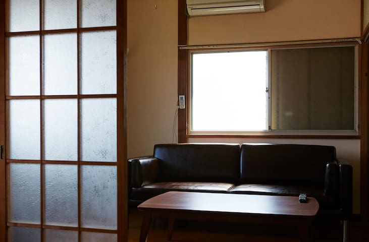 Japanese old folk house - Yokosuka-shi - Flat