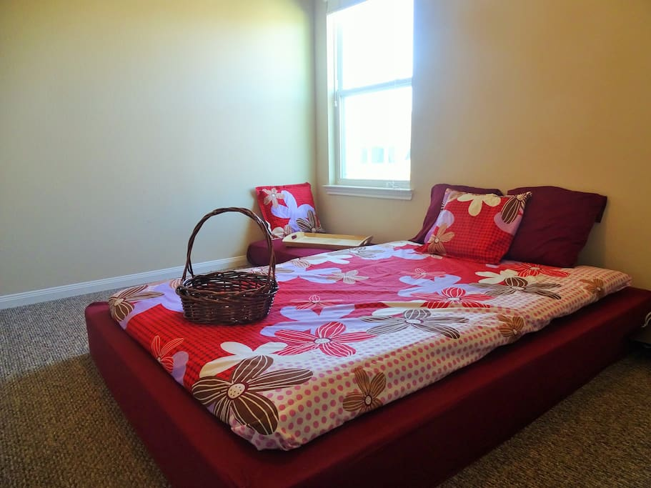 Low lying bed