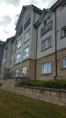 Well-located city centre flat - Stirling - Apartment