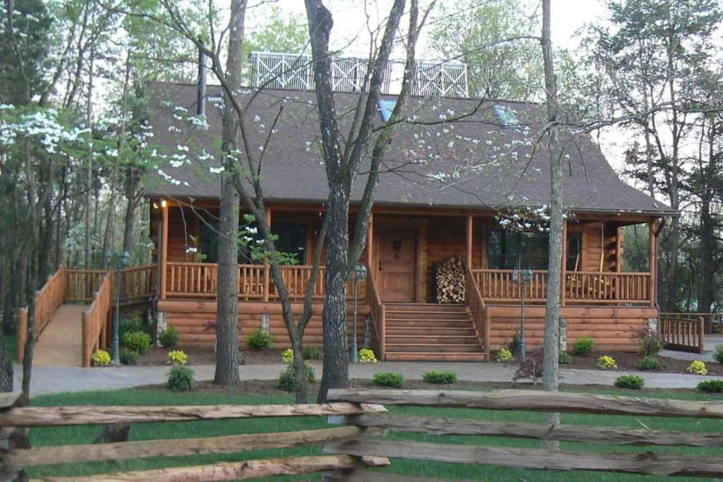 spotted fawn cabin shenandoah va cabins for rent in