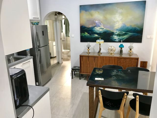 Modern apartment in Nicosia with all amenities