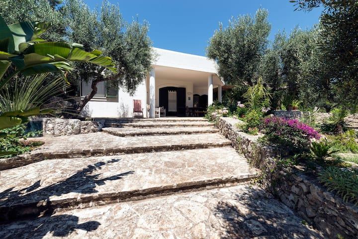 Villa with sea view – Villa Azzurra