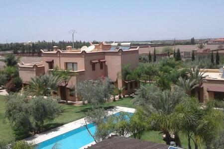 Villa Mabrouka - Marrakech - Villa