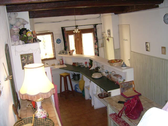 Original small loft near the canal - Sete - Loft