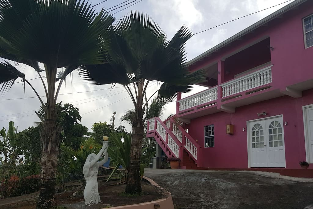 888 Sea View Place - St Lucia