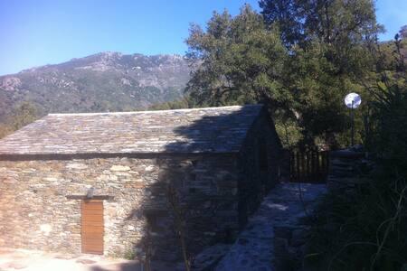 Vieille maison en pierre - Volpajola