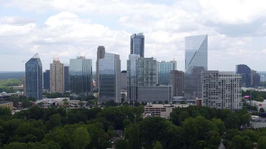 Buckhead Lifestyle and Hassle-Free Living