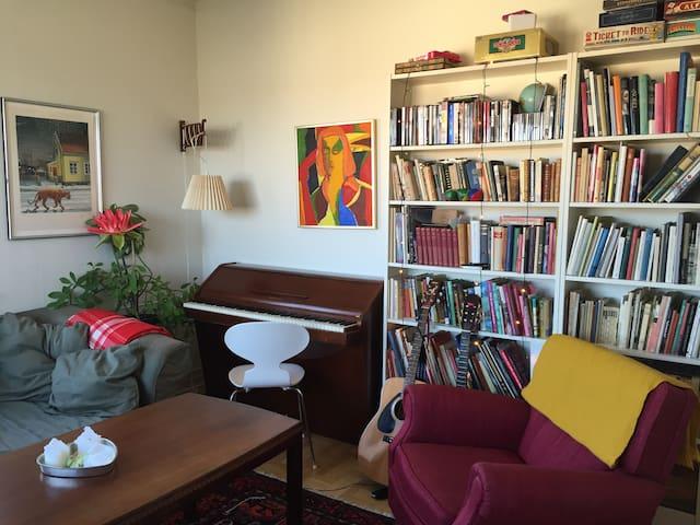 Charming apartment near Södermalm! - Sztokholm - Apartament