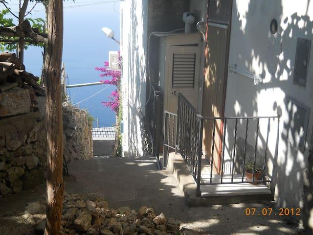 Graziosa casa in Costa d'Amalfi - Tovere (San Pietro) - Talo