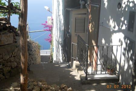 Graziosa casa in Costa d'Amalfi - Tovere (San Pietro)