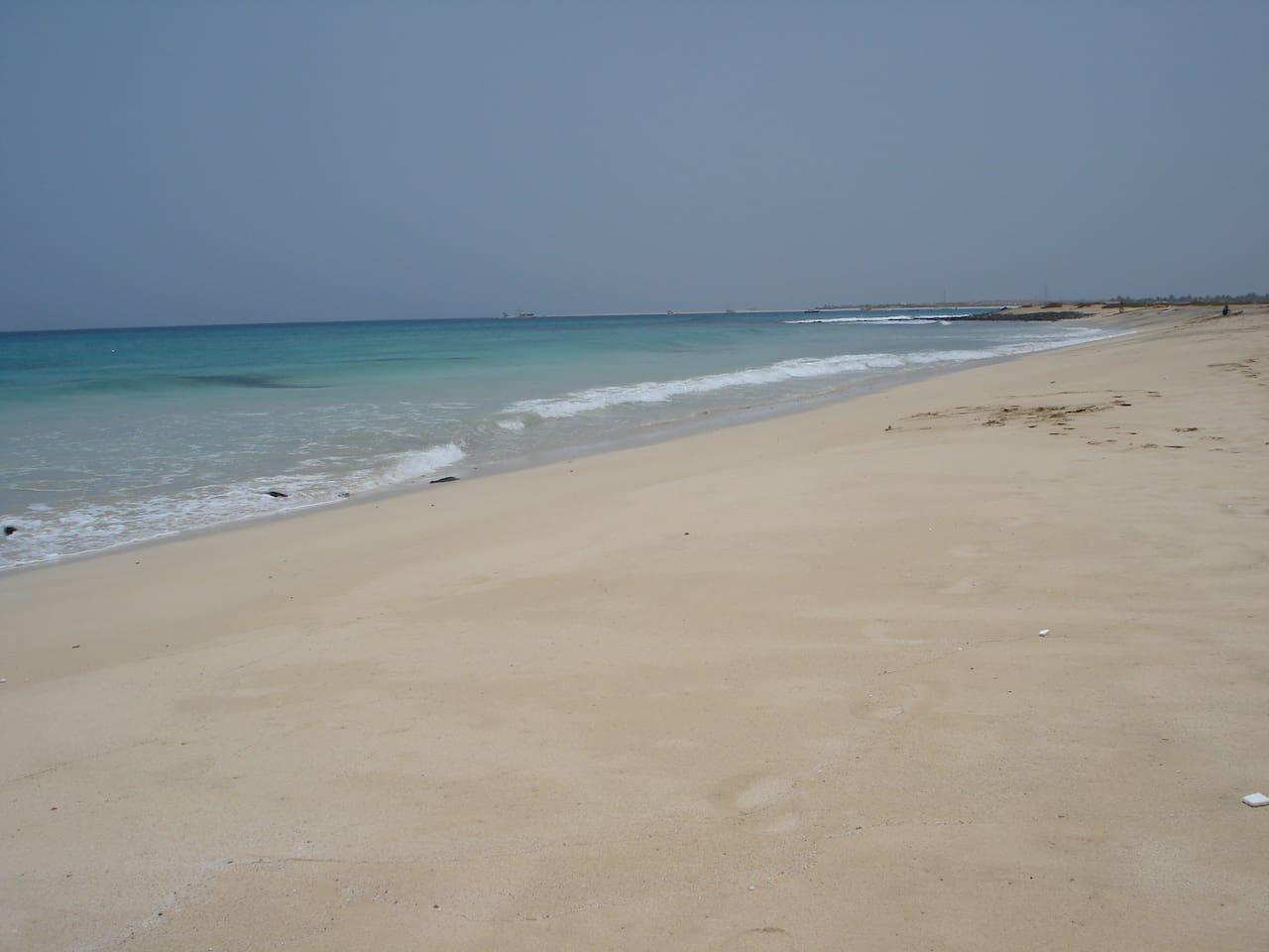 Spiaggia Residence Leme Bedje