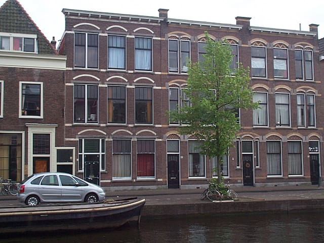appartment with canal view
