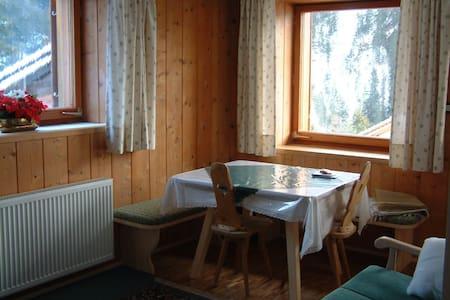Gemütliche Wohnung in den Alpen - Ortisei