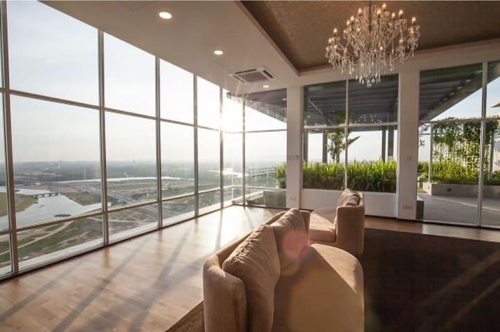 Tropez 景观公寓 - Johor Bahru - Apartament