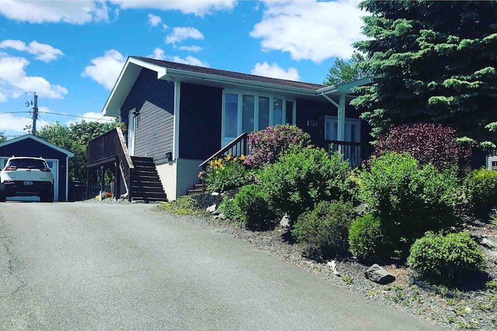 Charming basement apartment close to everything!