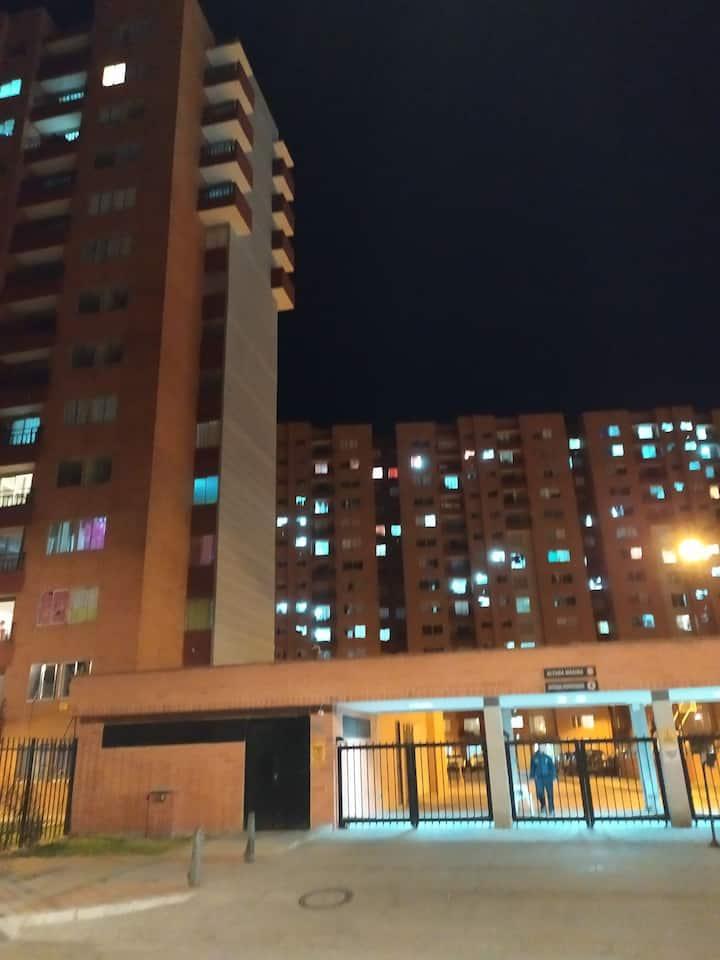 Hermosa y cómoda Habitación Suba Bilbao