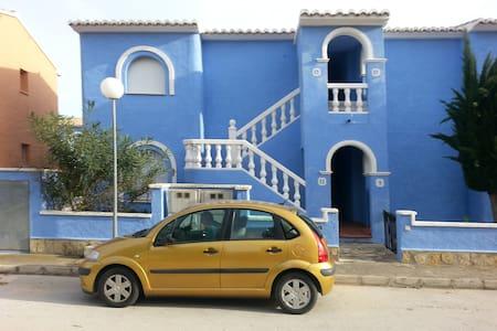 Blue Moon Apartment - Benitachell - Lägenhet