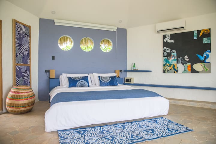 Blue Apple Beach House - Mamon Suite - Картахена - Дом