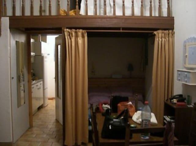 Studio de 30m² équipé à Gréoux les Bains - Gréoux-les-Bains - อพาร์ทเมนท์