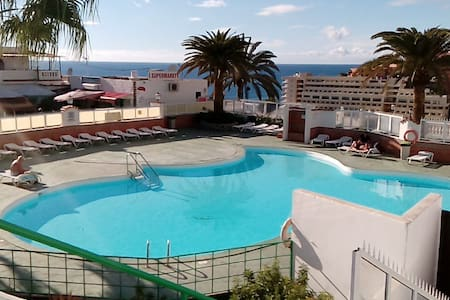 Cosy ground floor  apartment close to Anfi del Mar - Flat