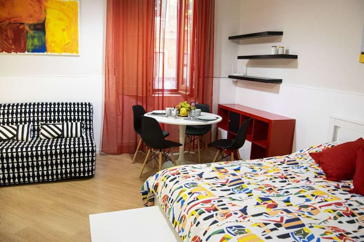 La Casa del Moro - Central and well located flat
