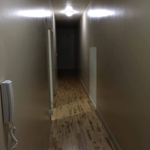 Appartement à Montreal/ Apartment in Montreal