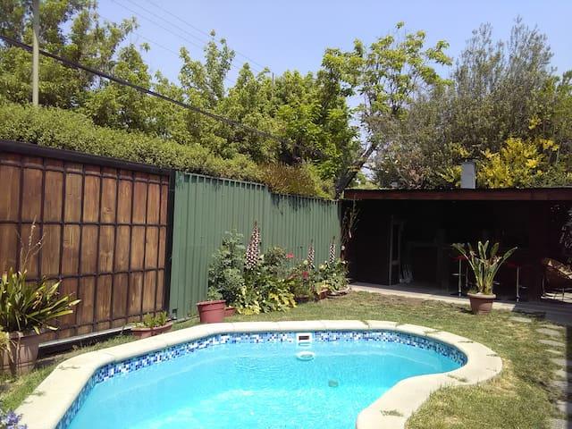 VCAB. Your home away from home in Las Condes! - Las Condes - ที่พักพร้อมอาหารเช้า