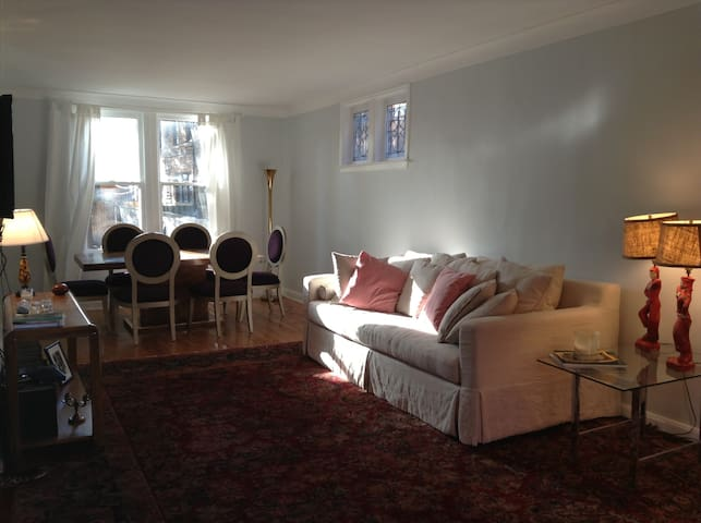 Gorgeous home(3 rooms, A/C) in trendy West Village