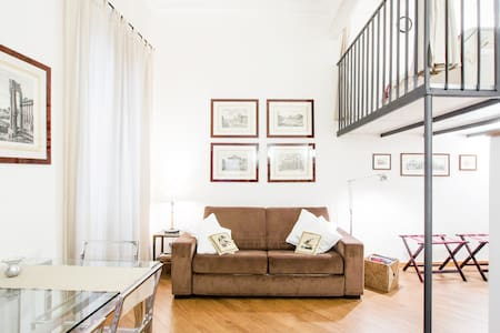 Elegante Appartamento in Puro Stile Trasteverino