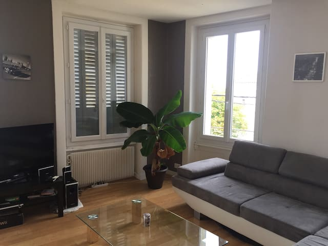 Appartement 70m2 plein centre