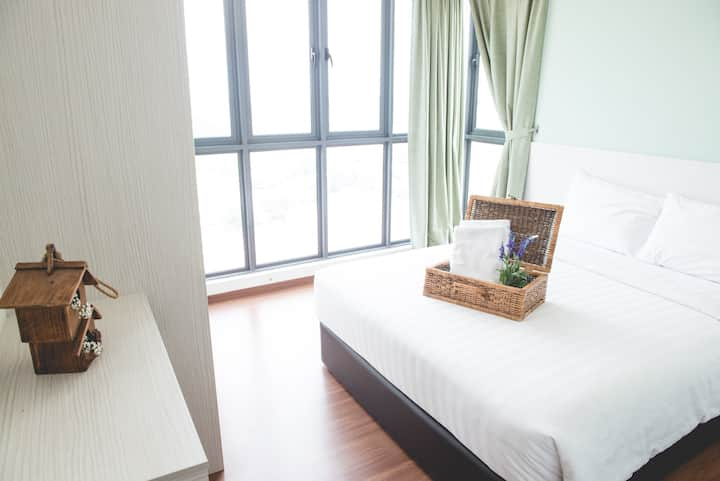 Balakong Luxury Stay, Near The Mines, MIECC, C180