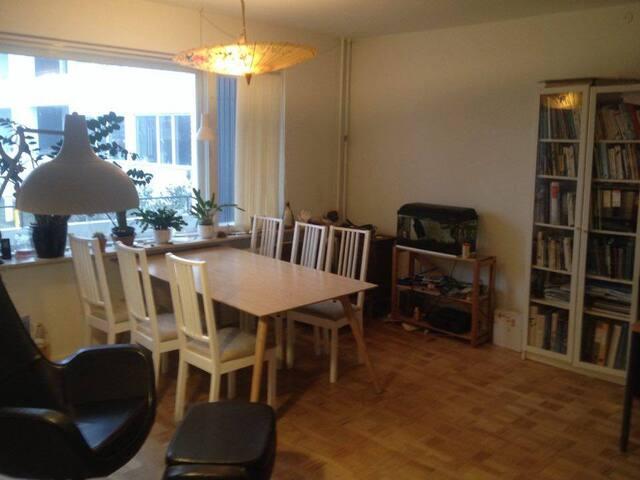 Convenient and comfortable apartment - Strandvejen - København