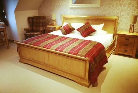Super Kingsize B&B near Beauly (R2) - Beauly