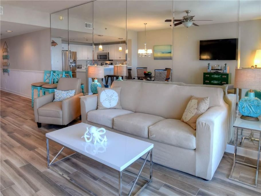 Sterling Shores 610 Marvelous 2 Bedroom Condo With Ocean