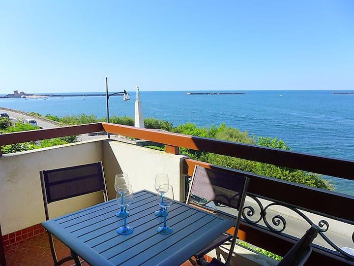 Appartement avec vue panoramique sur l'océan