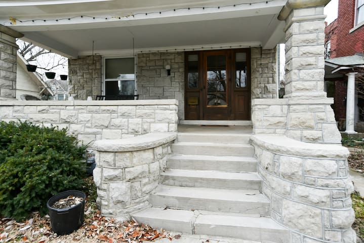 Privacy, location: Q39, KU Med, Nelson + more! - Kansas City - House