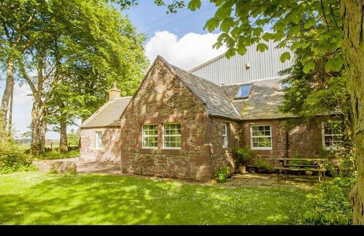 Steading Cottage - West Calder - Rumah