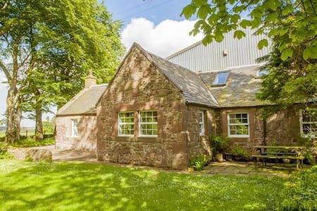 Steading Cottage - West Calder - Casa