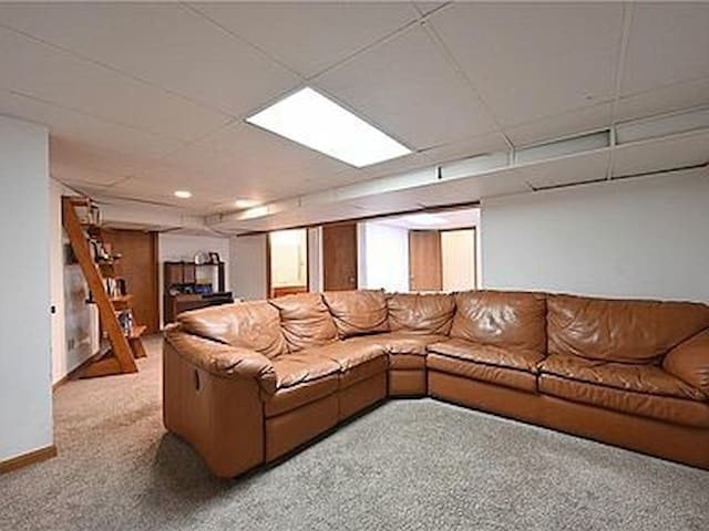 Lower Level- Sofa Bed