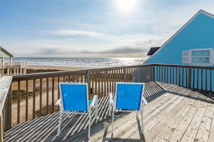 Beachfront Paradise of Texas
