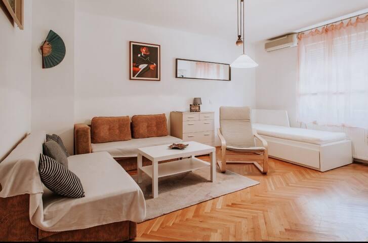 Studio apartman Danijela