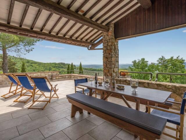 Villa indipendente con piscina e giardino privati