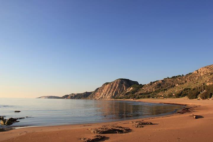 Una maggica vacanza in riva al mare - Siculiana Marina